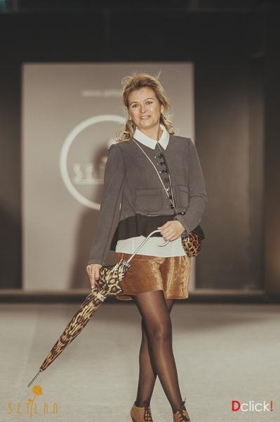 Setlan Moda mujer desfle 50 aniversario otoño-invierno 2013-14 0213
