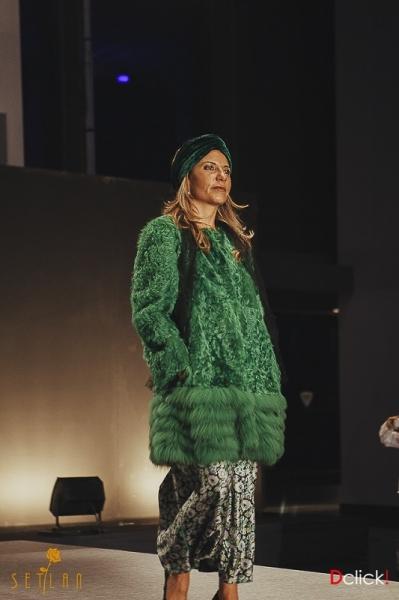 Setlan Moda mujer desfle 50 aniversario otoño-invierno 2013-14 618