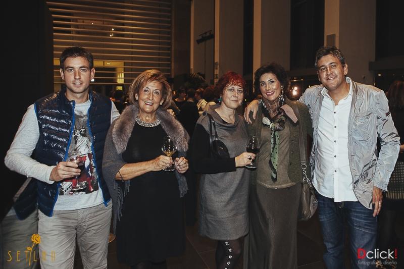 Setlan Moda mujer desfle 50 aniversario otoño-invierno 2013-14 0981