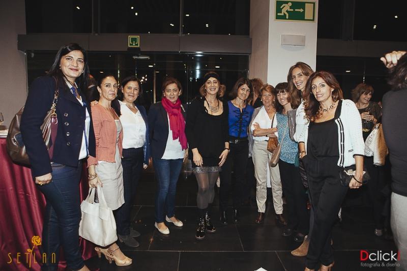 Setlan Moda mujer desfle 50 aniversario otoño-invierno 2013-14 0983