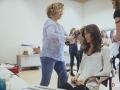 Setlan Moda mujer desfle 50 aniversario otoño-invierno 2013-14 backstage 4