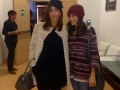 Setlan Moda mujer desfle 50 aniversario otoño-invierno 2013-14 backstage-7