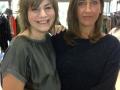 Setlan Moda mujer desfle 50 aniversario otoño-invierno 2013-14 backstage-8