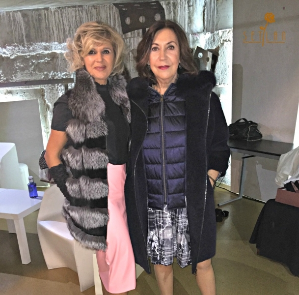 Backstage Desfile Otoño-Invierno15/16 Setlan