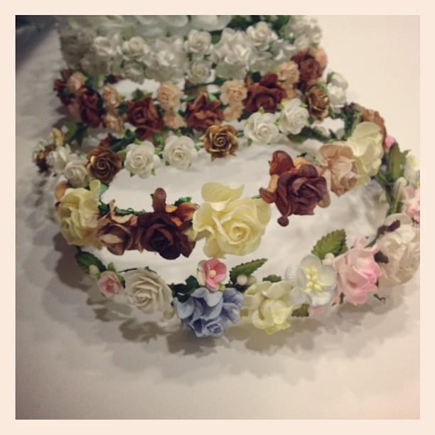 coronas de flores setlan moda
