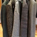 Tweed un gran clásico más actual que nunca. Moda mujer Otoño-Invierno 2013-14