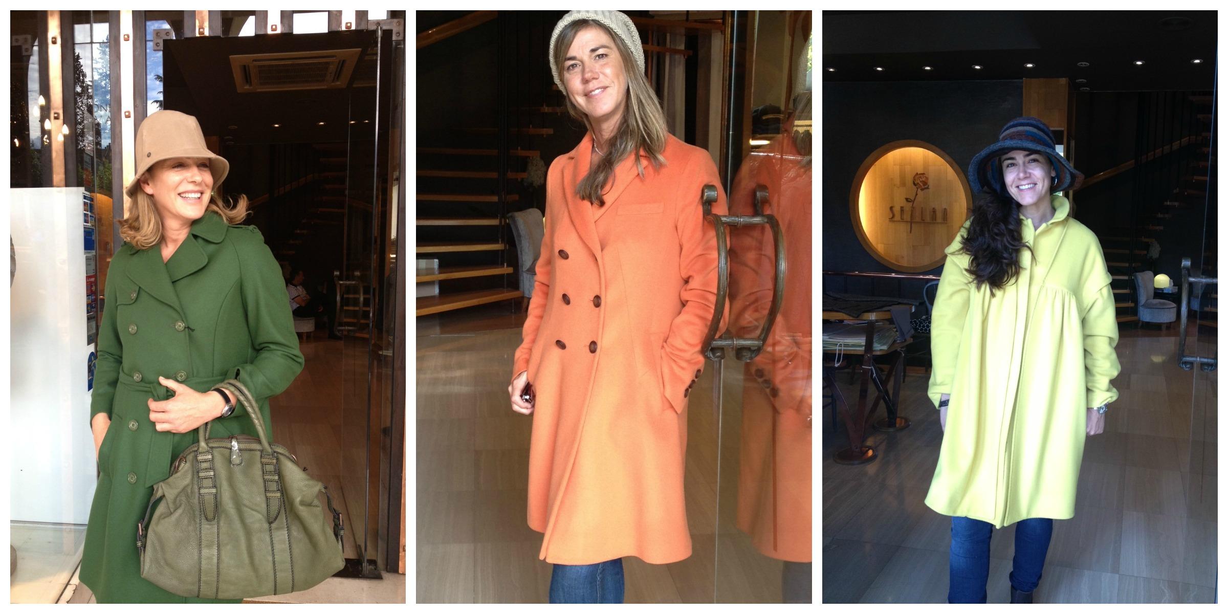 abrigos Setlan moda mujer otoño 2013