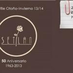Desfile 50 aniversario Setlan otoño-invierno 2013-14