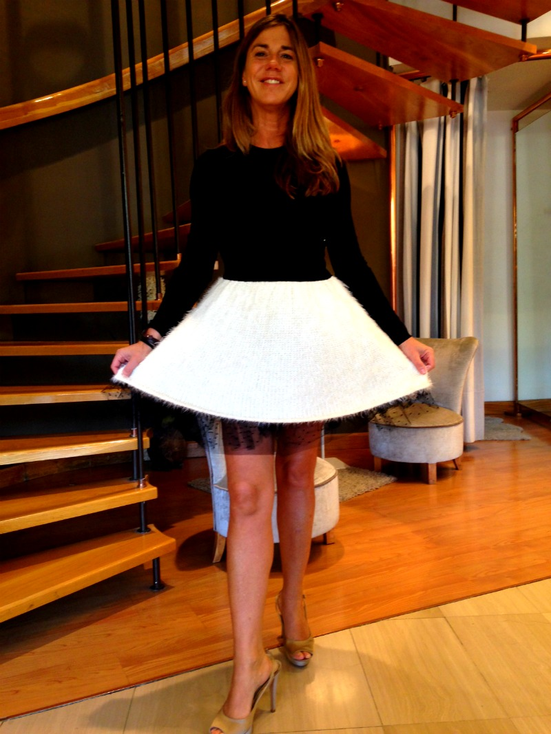 Vestidos de invitada para bodas Otoño 2014  Setlan Moda