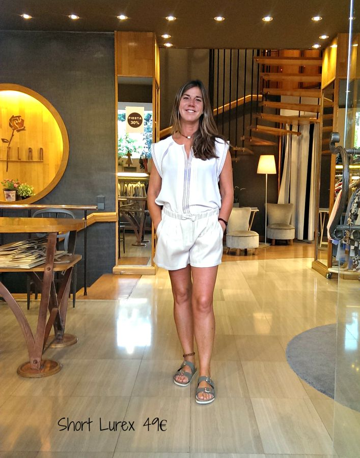 Faldas y Shorts rebajas de verano 2015 Setlan Moda mujer