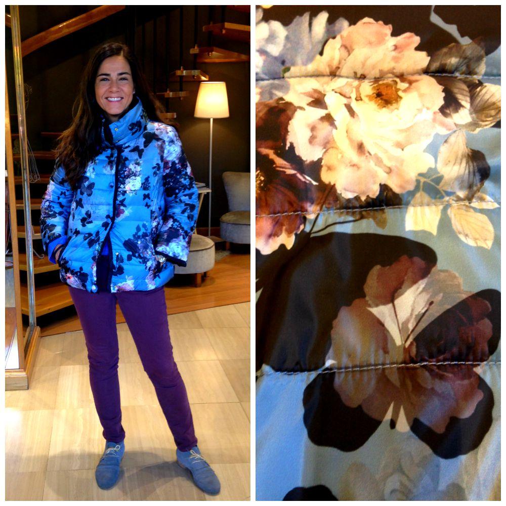 Prendas exteriores de entretiempo  Otoño 2015 Setlan Moda Mujer