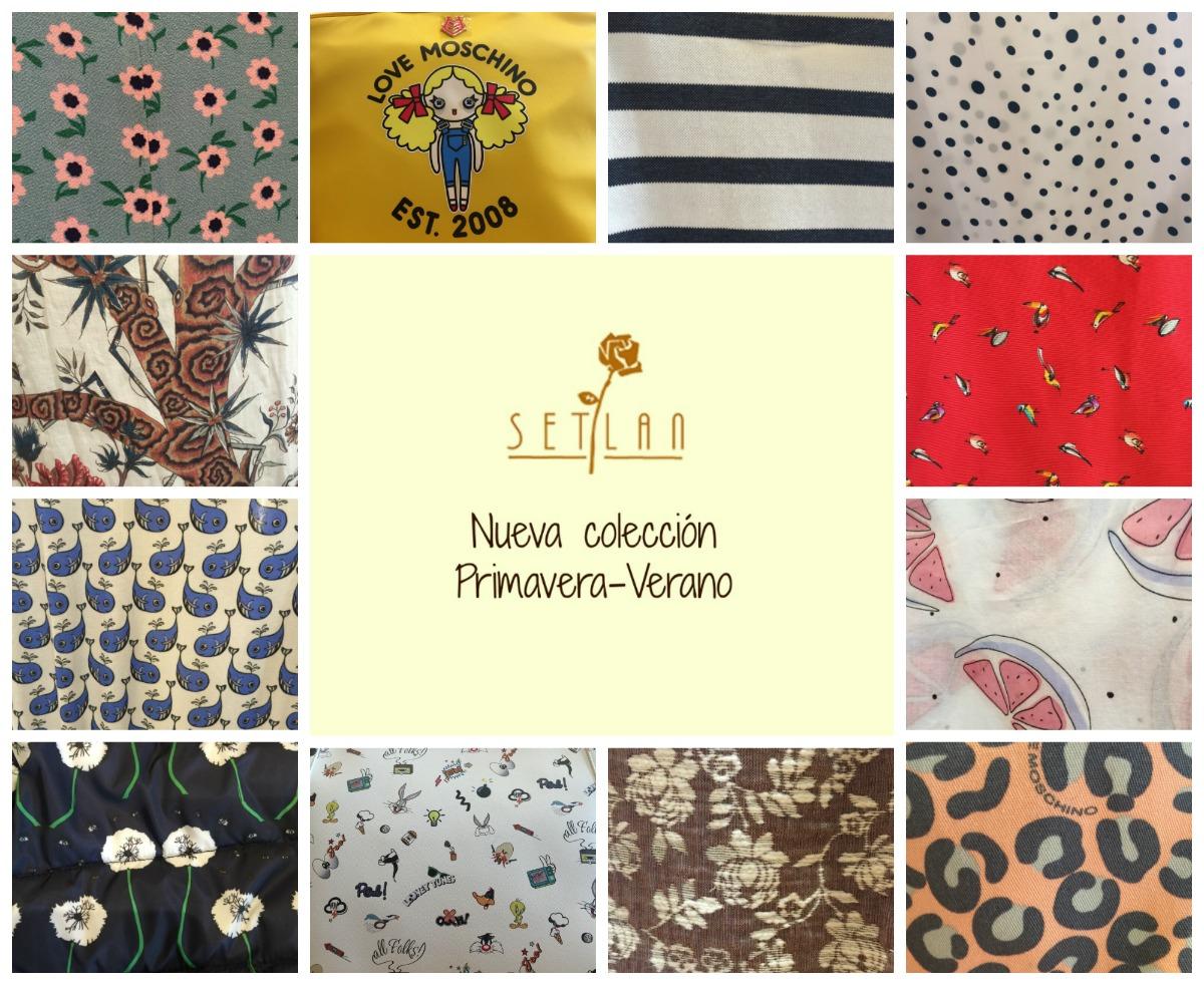 Colección Primaver-Verano 2016 Setlan